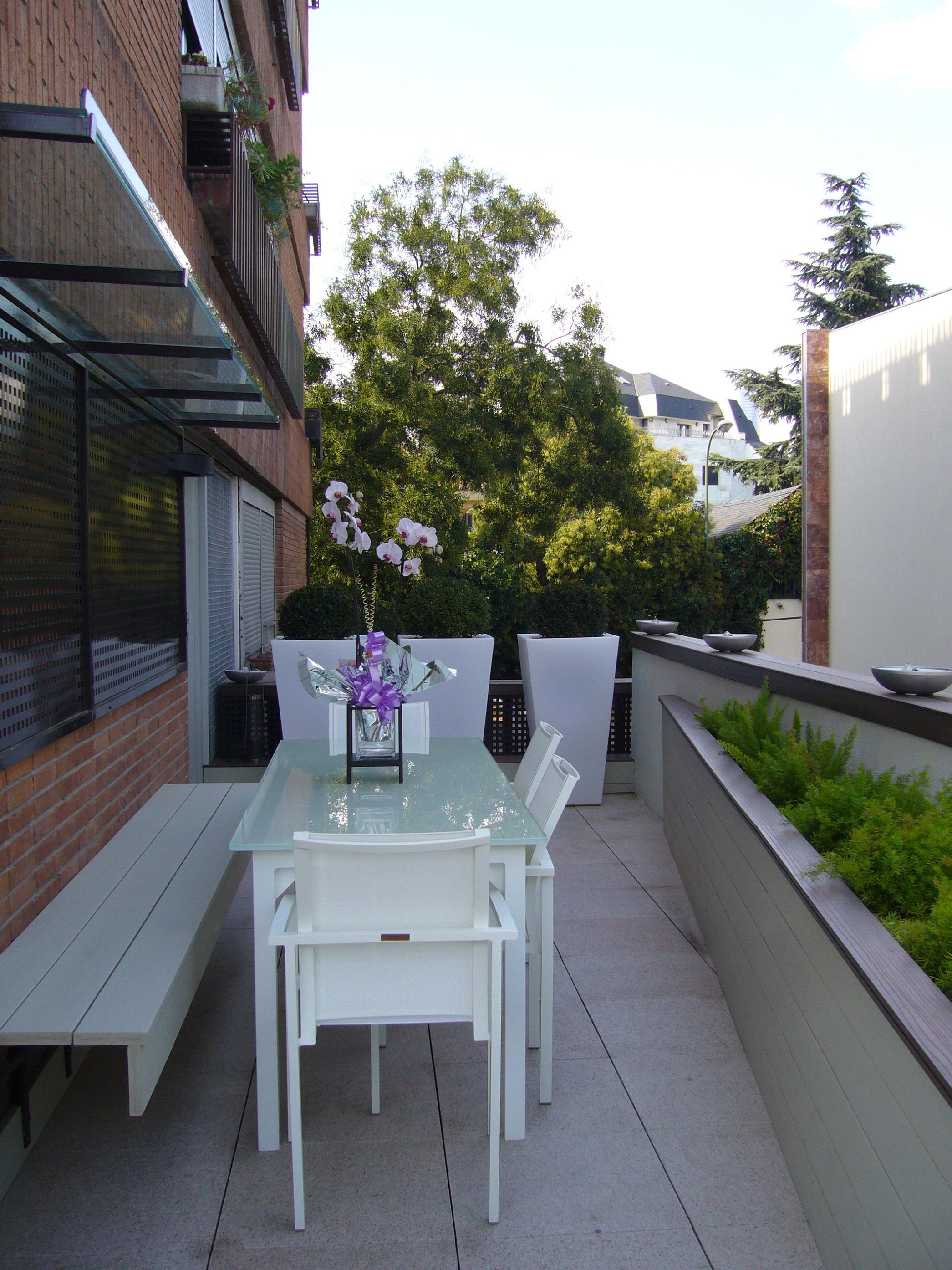 Arqbellytura Estudio De Arquitectura P Gina 6 ~ Jardineras De Obra Para Terraza